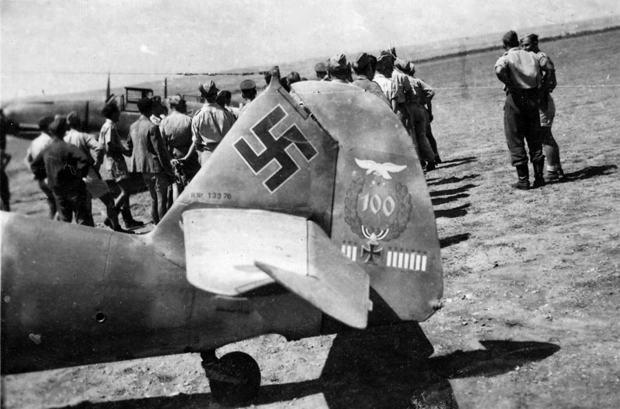 How did Germany produce so many aces in WWII ?