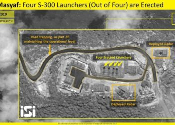 Moscow, Damascus, Tel-Aviv and the S-300
