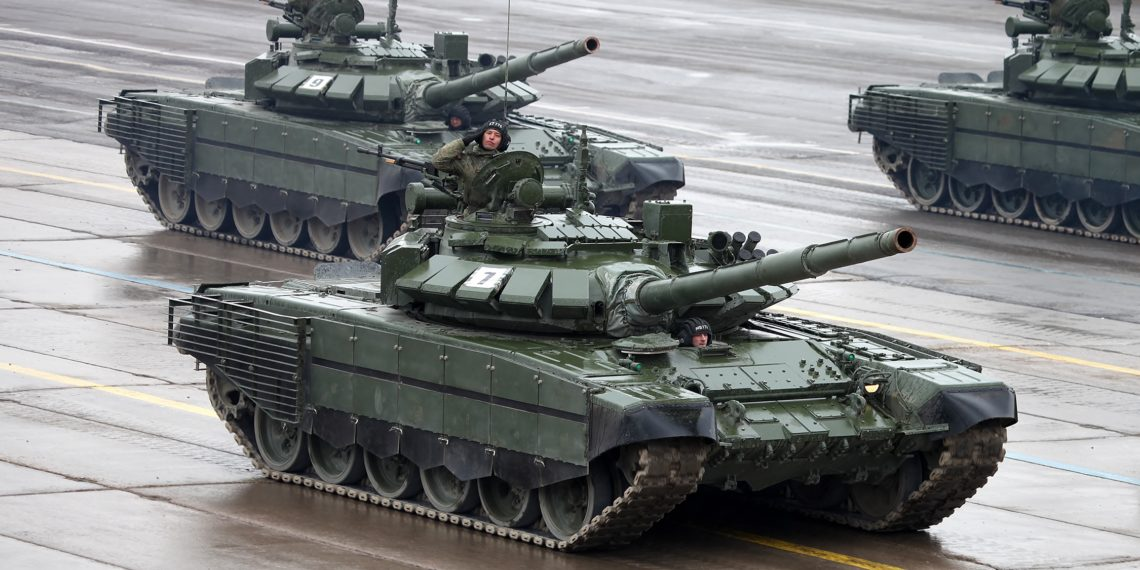 The Russian T-72B3 Model 2016: Old but Formidable