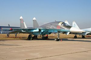 Su-34 Fullback is said the best fighter bomber in the world and will be very helpful in the fight against ISIS.