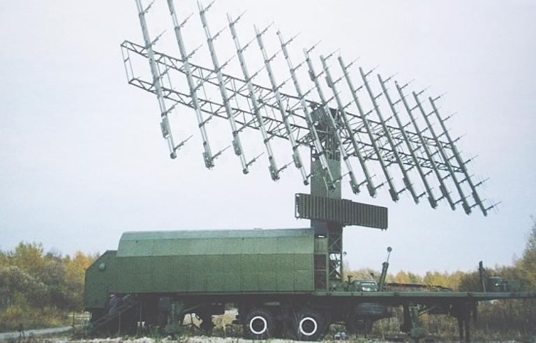 Russian anti-stealth radars