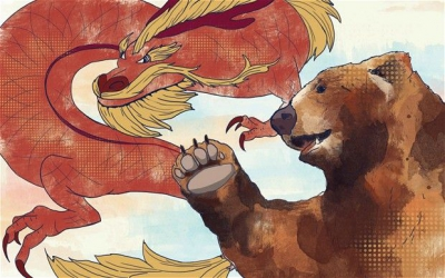 Russia & China: The Bear and the Dragon