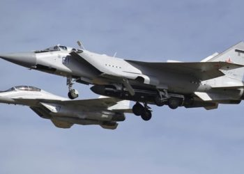 MiG-31 and Kinzhal: From defence to offense