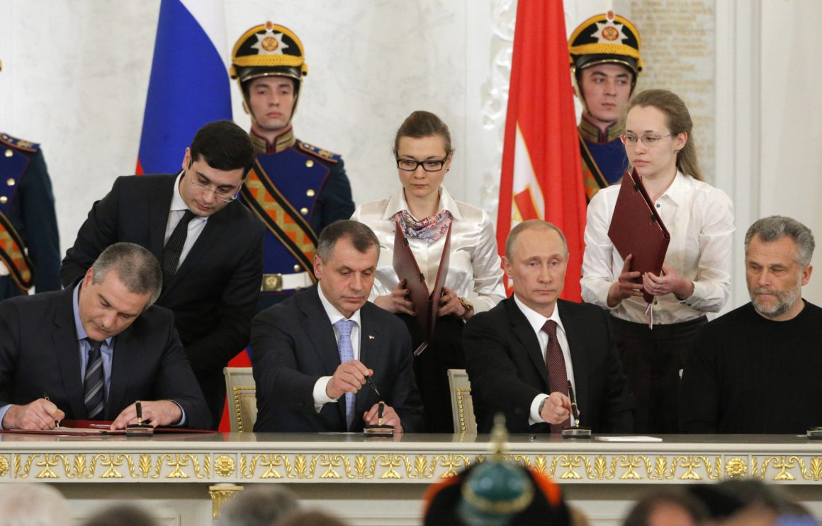 Why the Ukrainian conflict is first and foremost a civil war.