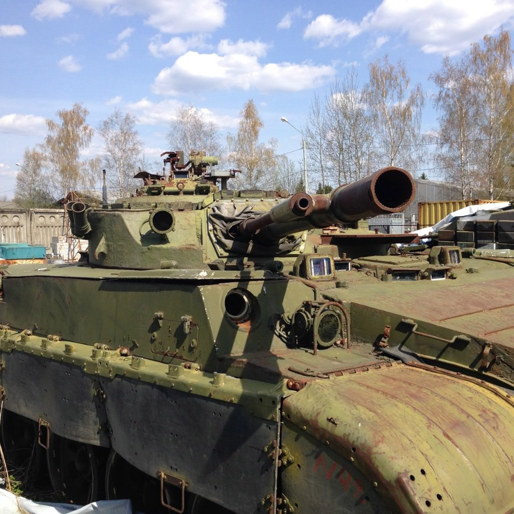 The long Russian road to the next generation tank and HIFV.