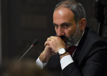 Pashinyan: Political betrayal?