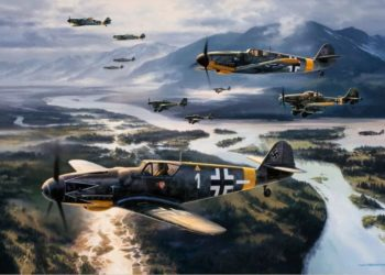 Luftwaffe's last battle. Copyright: Hobbies & Beyond.