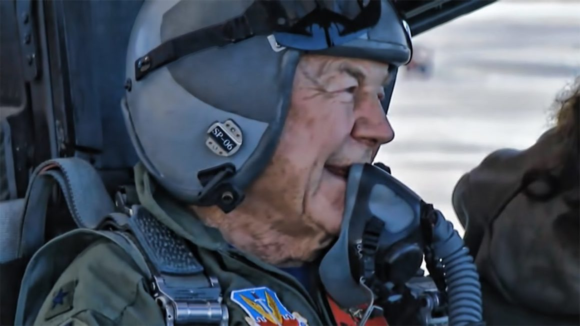 Chuck Yeager: In honour of a legend