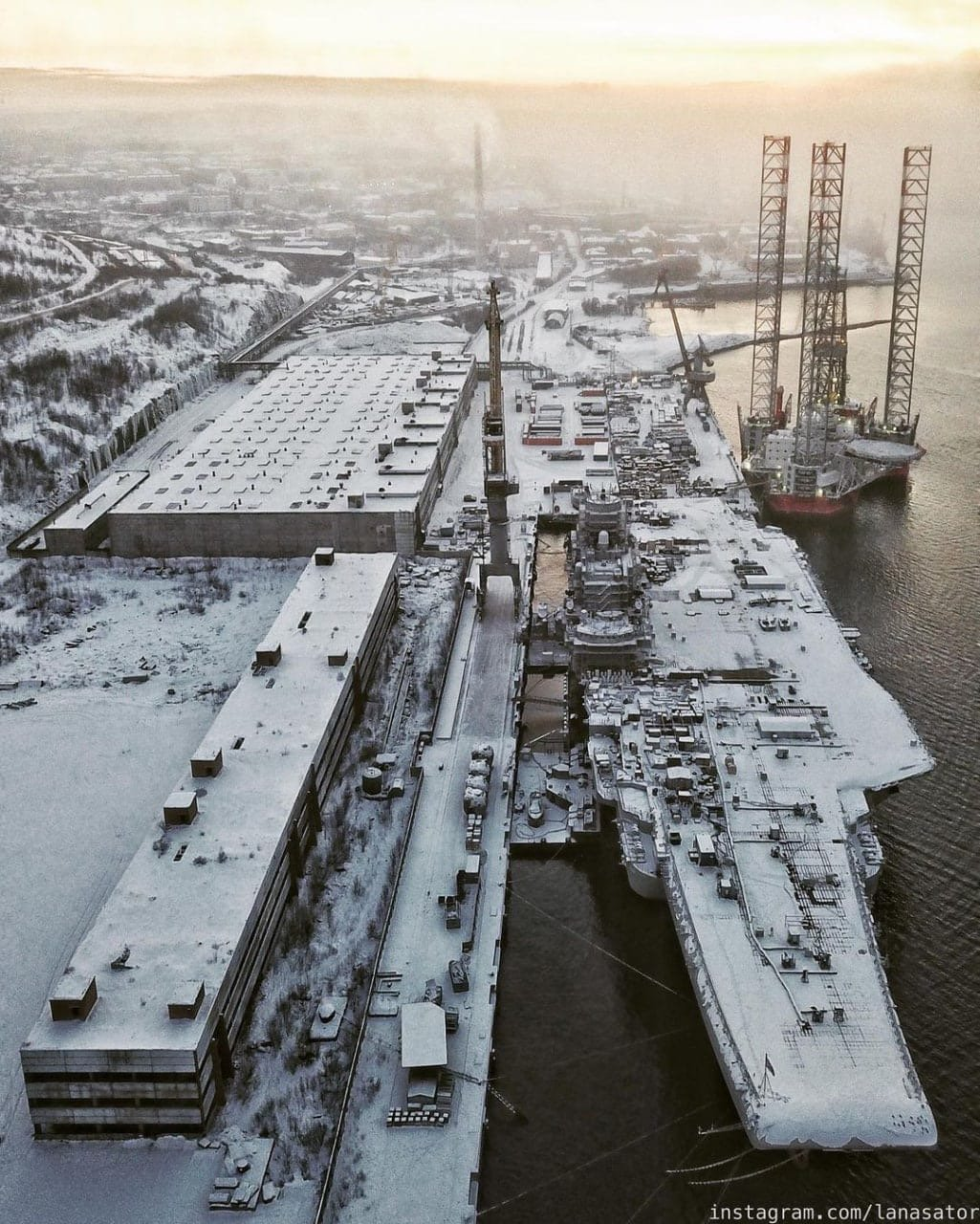 Admiral Kuznetsov and beyond: Russia's LHDs