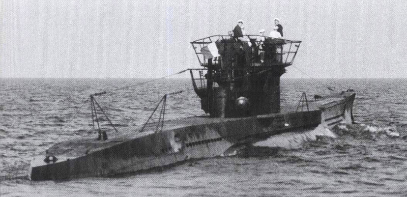 U-Boats in Foreign Service
